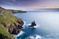 Lands Ends, Longships and the Irish Lady