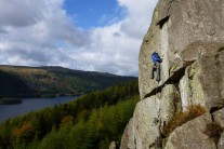 Great Situation and Nice Climbing