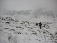 Disappearing into Devils Kitchen