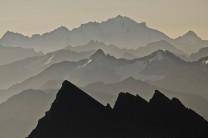The Gran Paradiso (4061m).