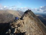 a nice day on the ridge.