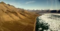 Adventfjord, Spitsbergen.