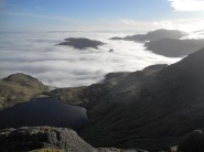 View from Pavey Ark