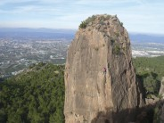 Pili (5) at La Panocha from the new Costa Blanca Rockfax