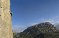 Edwards Edge (6b) at Castellets from the new Costa Blanca Rockfax