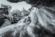 The busiest ice route in France ?<br>© Nadir khan