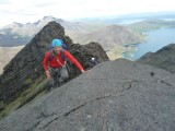 Nearly at the top, great location.<br>© gobey