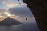 lowering off the best route ever after the onsight<br>© mwatson