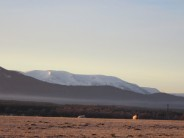 Frosty morning in the Cairngorms
