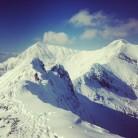 The Alps or Snowdonia?