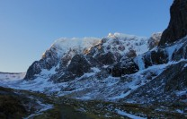 An ethereal morning on Ben Nevis