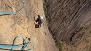 Out of Africa, 580m, 7a. Wild Madagascan climbing!<br>© james.slater