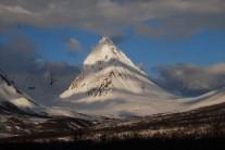 Piggtinden, 1505 mtrs, Lyngen, Troms.