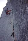 Grand Wall, Squamish, The Split Pillar pitch