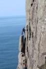 Route: Girona (Fair Head Crag)