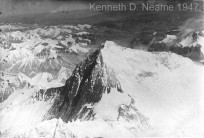 Everest, before the fixed ropes