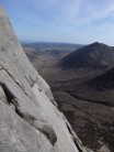 Climber on Hammer, VS 4c.