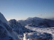Snowdon from glyder Fawr
