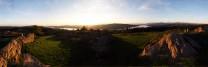 Sunset at Brant Fell
