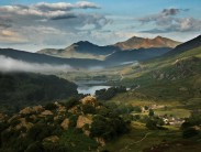 Snowdon and Capel Curig
