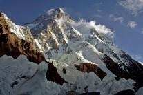 K2 and the Godwin Austin Glacier