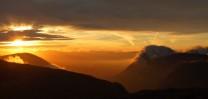 Sunrise from Am Bodach