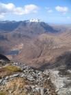 Across to Sgurr nan Gillean from Bla Bheinn