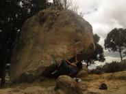 New bouldering in Bogota