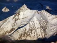Unknown peak in the Alps.