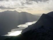 Loch Etive in the Winter Sun