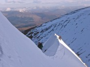 Tower Ridge In Perfect Conditions