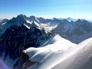 First view of the Alpine world