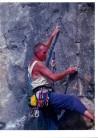 I like climbing