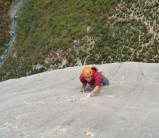 Wild Verdon climbing!
