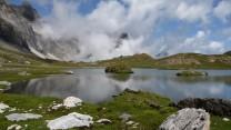 Baroude Lakes Central Pyrénées