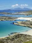 Isle of Muck & Rum from Sanna-Ardnamurchan