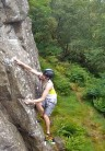 Slingsby's Crystal Solo Ascent