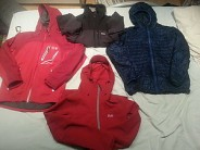 Premier Post: FS: RAB, Mountain Hardwear & Alpkit Jackets