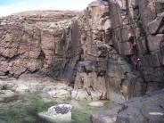 Leading Aquatic Jamboree at Stone Pig Cliff