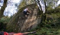 Trust - Nought Bank Boulders (Guisecliff)