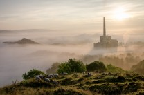 Hope Cement Works, Hope Valley, Peak District