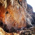Troulos cave at Arhi, Kalymnos