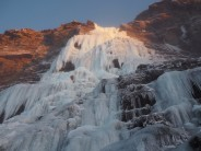 Nästan Alpint in thin conditions