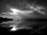 Reflections on Windermere from Ambleside