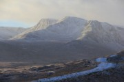 The Leachas Ridges of Ben Alder<br>© MikeR