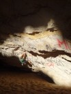 Underground bouldering