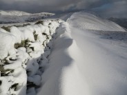 Helvellyn - The Hole in the Wall December 2014