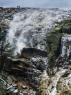 Kinder Downfall blowback.