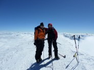 Top of Mont Blanc