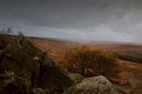 Autumn Day at Burbage